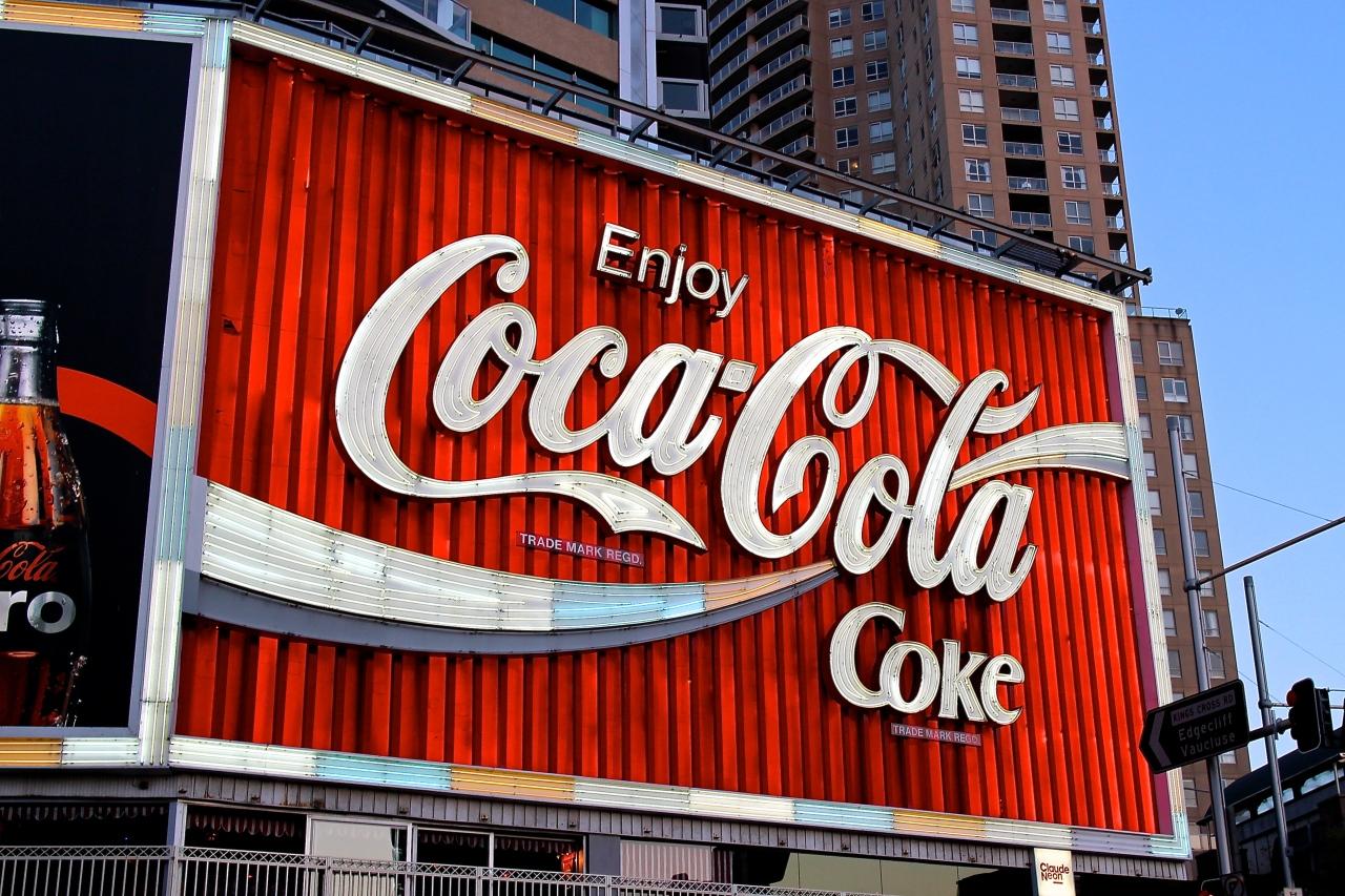 coca cola kings cross