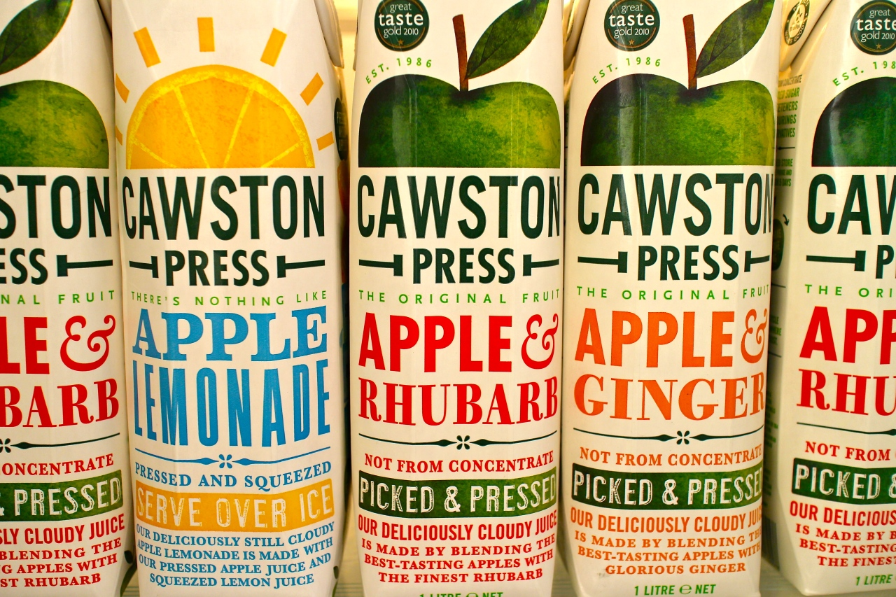 cawston juice